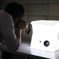 10秒で完成する本格的な写真スタジオ『Foldio2』の組み立て方!
