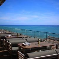 瀬長島に南イタリアの風が吹く。沖縄にいることを忘れさせる絶景レストラン『POSILLIPO』