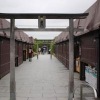 駅の最上階に和の空間。外国人が喜びそうな博多駅の隠れスポット。