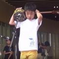 三線界に新星現る! 速弾き&背面弾きする中学生が沖縄で話題