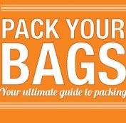 これで準備ばっちり!旅行の荷物に関するインフォグラフィック
