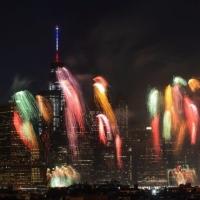 アメリカ独立記念日 2014 in ニューヨーク