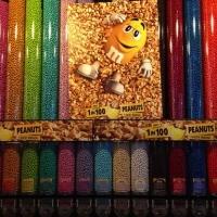 チョコで有名なM&M'sのニューヨーク旗艦店でオリジナル土産をプレゼント!