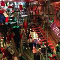 女性に絶大な人気を誇る個性派ファッションのお店『Patricia Field』in ニューヨーク